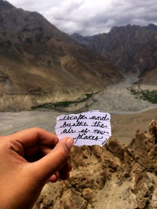 Spiti Diaries ( Day 3 ) Kaza – Dhankar – Tabo