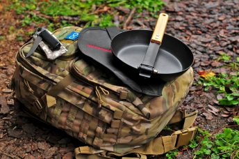 Muurikka Carbon Steel Outdoor Pan