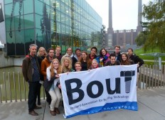 Group at Autostadt