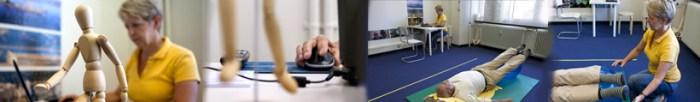 Praktijk voor Houding en Beweging, werkplek