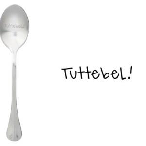 Message spoon tuttebel