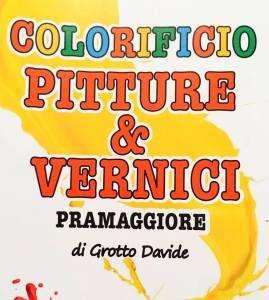 Logo Colorificio Grotto Pitture e Vernici