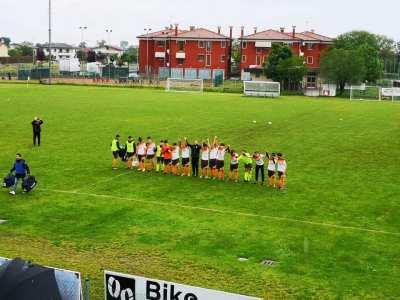 Foto 9 semifinale Giovanissimi A CVO - Europeo Cessalto