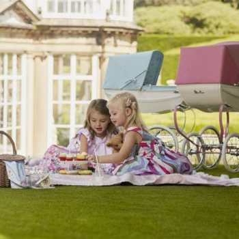 New! Silver Cross Limited Edition Dolls Prams