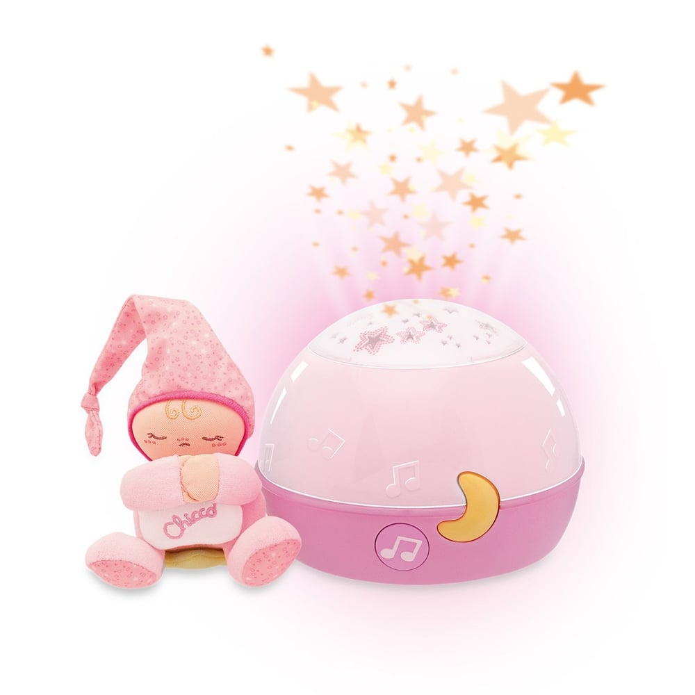 Chicco Goodnight Stars Baby Night Light Projector Toys Bouncers Swings From Pramcentre Uk