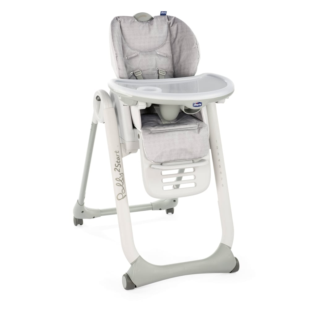 Chicco Polly 2 Start  4 Wheels  High Chairs  Feeding
