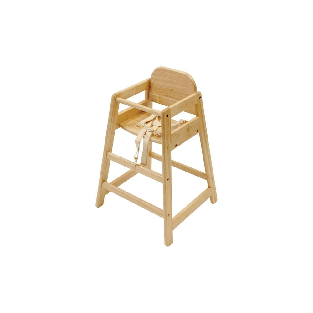 wooden high chair uk zero gravity lounge east coast cafe highchair chairs feeding from
