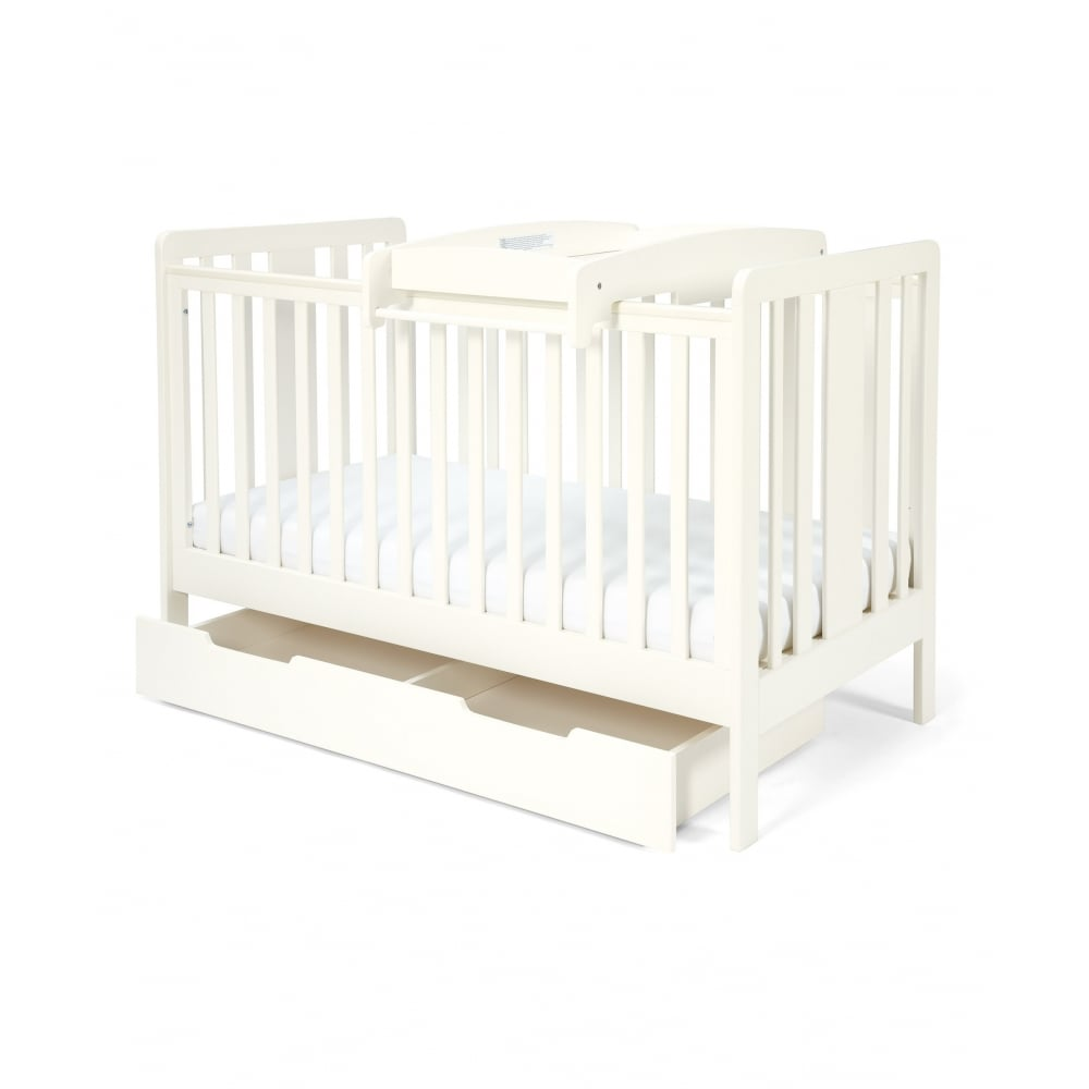 Mamas & Papas Mia Vista Cot Bed Package with Storage and