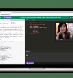 pramp coding interview [ 1300 x 814 Pixel ]