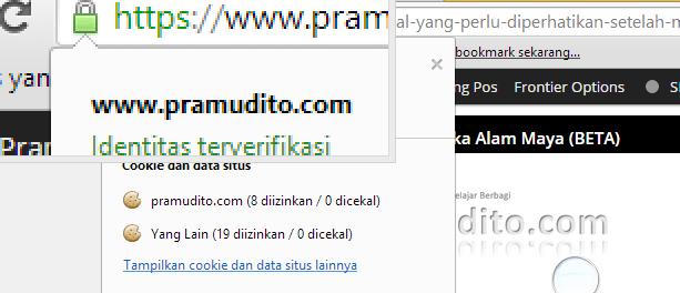 Sambungan HTTPS