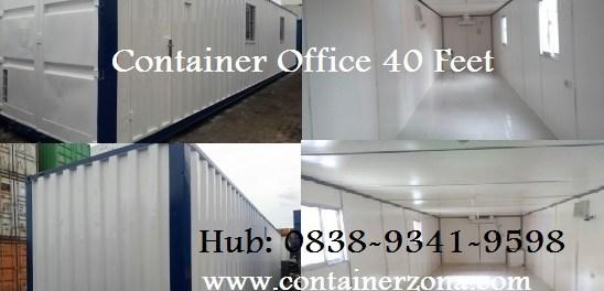 Sewa Container Office Cikarang Bekasi