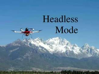 Headless Mode Pada Drone