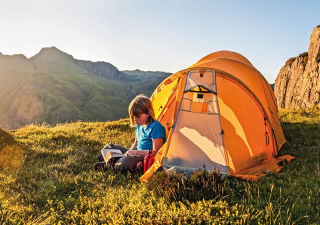 Gadget Untuk Camping