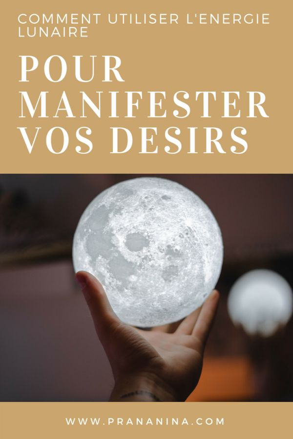 comment utiliser l'energie lunaire pour manifester vos desirs avec les anges