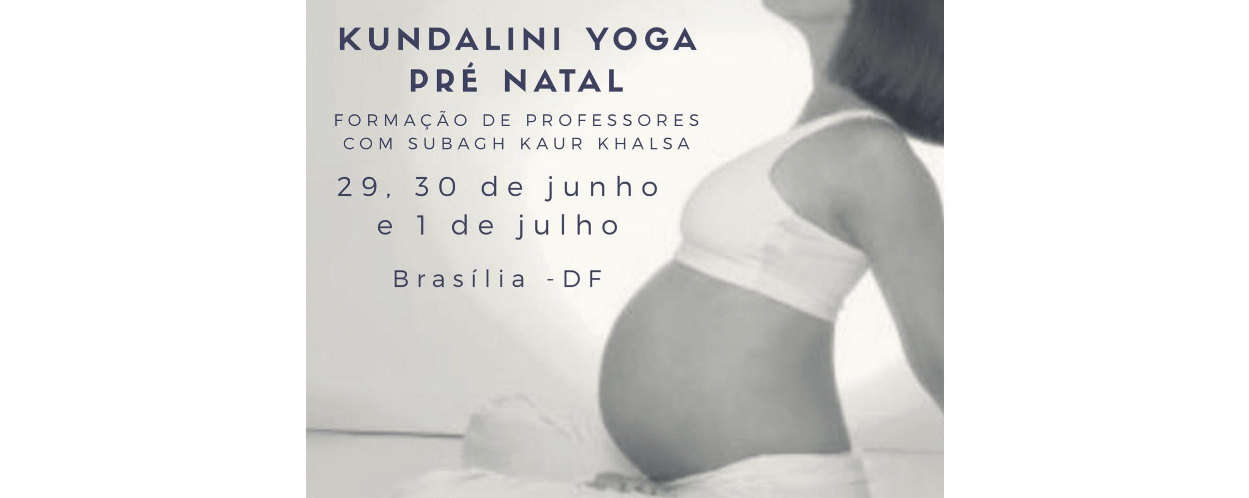 Curso de yoga pré natal