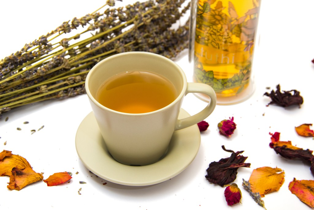Ginger and Apple tea