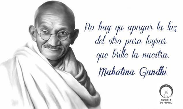 Reflexiones por el aniversario de la muerte de Gandhi