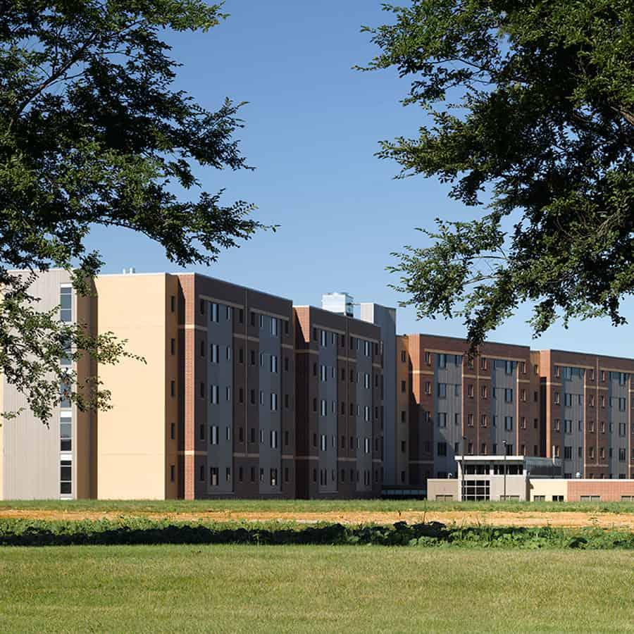 University Of Wisconsin Platteville Southwest Residence