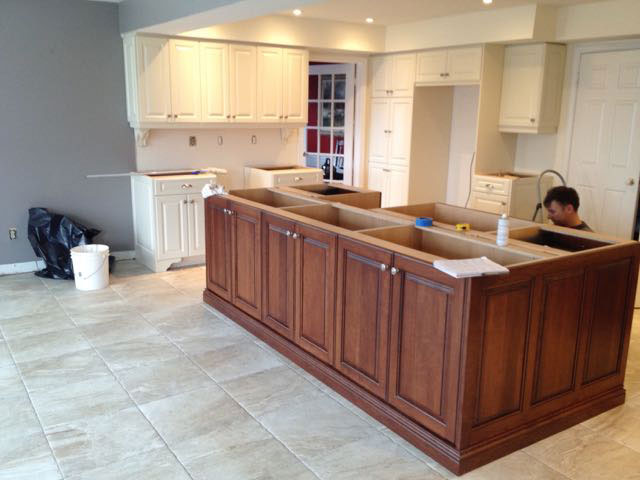 Prasada Kitchens And Fine Cabinetry: Construction Of A Kitchen Design