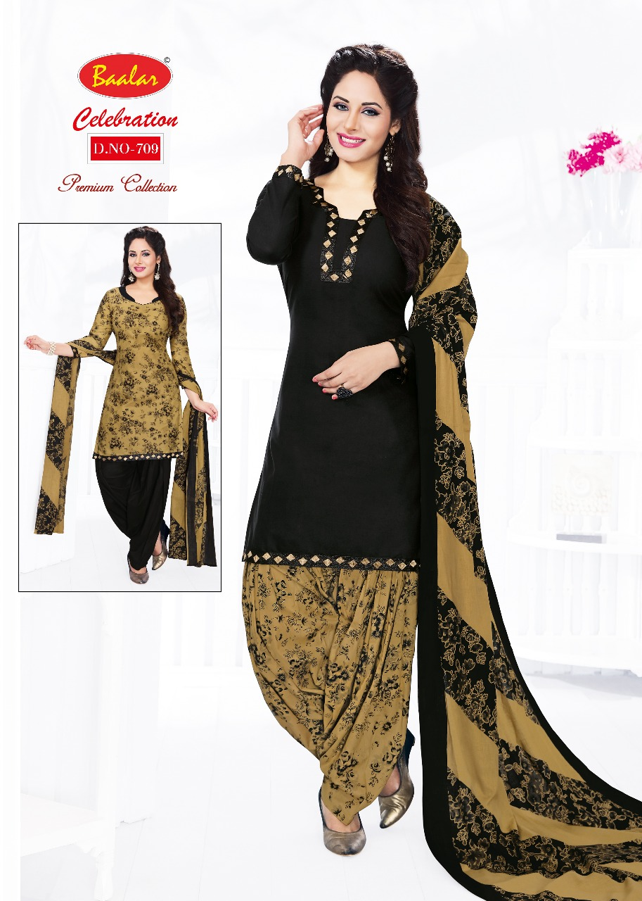 f72ee55af2 DOWNLOAD ZIP · DOWNLOAD PDF Celebration patiala special vol 8 by Baalar  cotton dress materail Wholesale rate