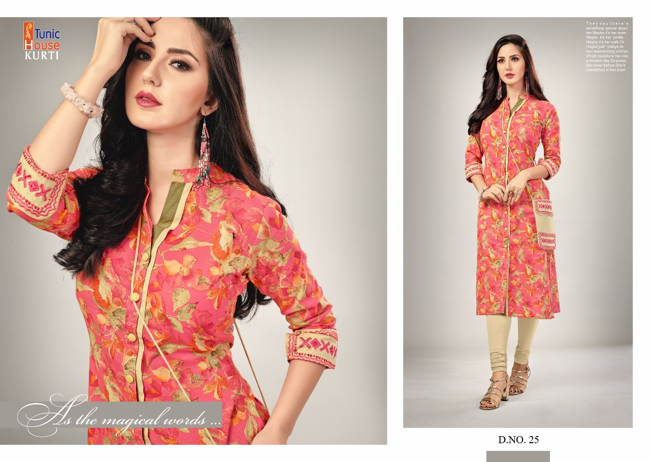 41993a9649 Tunic house launch Jodi Catalog designer Kurtis Collection buy ...