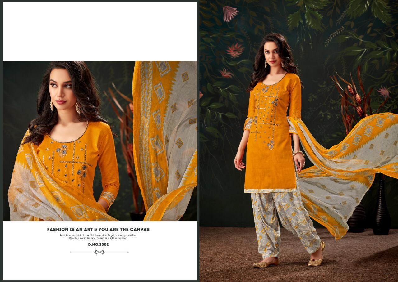 b22a29fc5a Kayvee suits heeriye catalog pure jam silk collection Surat at ...