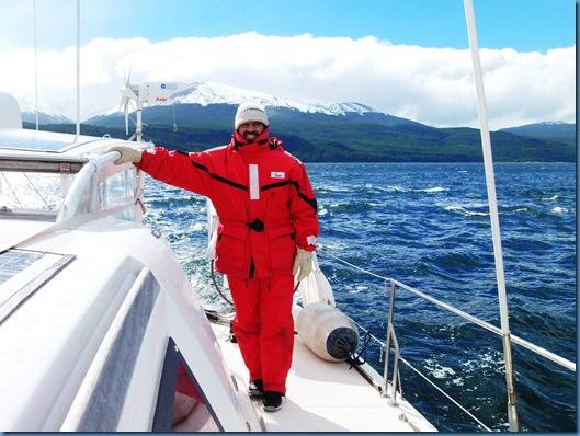 04 navegando hacia Puerto Williams