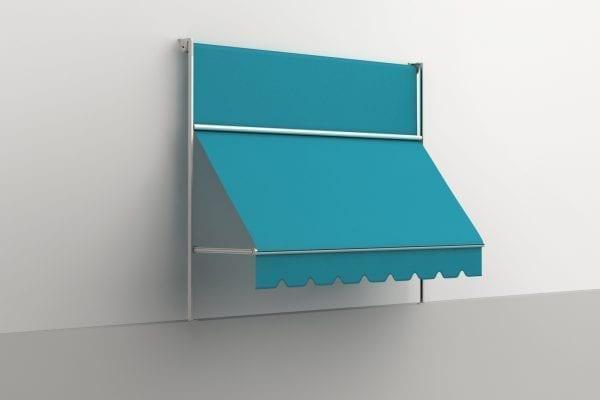 Le tende da sole a caduta poi, oltre a riparare dai raggi più caldi, possono anche essere un elemento decorativo della facciata di un edificio. Tende Da Sole A Caduta Verticale Per Esterni Pratic