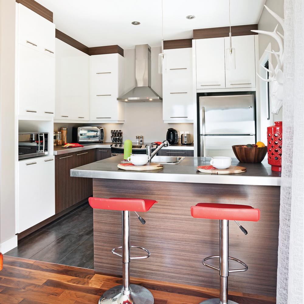 meuble de rangement pour la cuisine