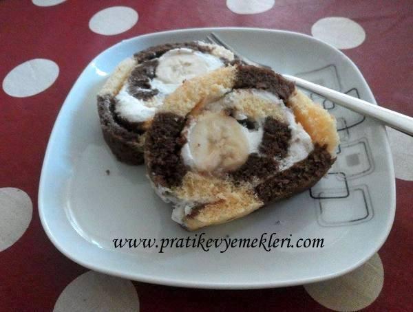 Puantiyeli Rulo Pasta 1