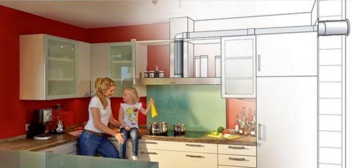 Faber Canali piatti per cappa cucine