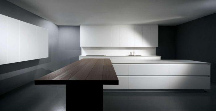 Binova Cucina modello Pura anta laminato laccato legno