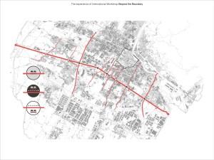 Beyond the Boundary International Workshop (MDU architetti, Bodàr bottega d'architettura, 2017). Masterplan di avviamento ai laboratori.
