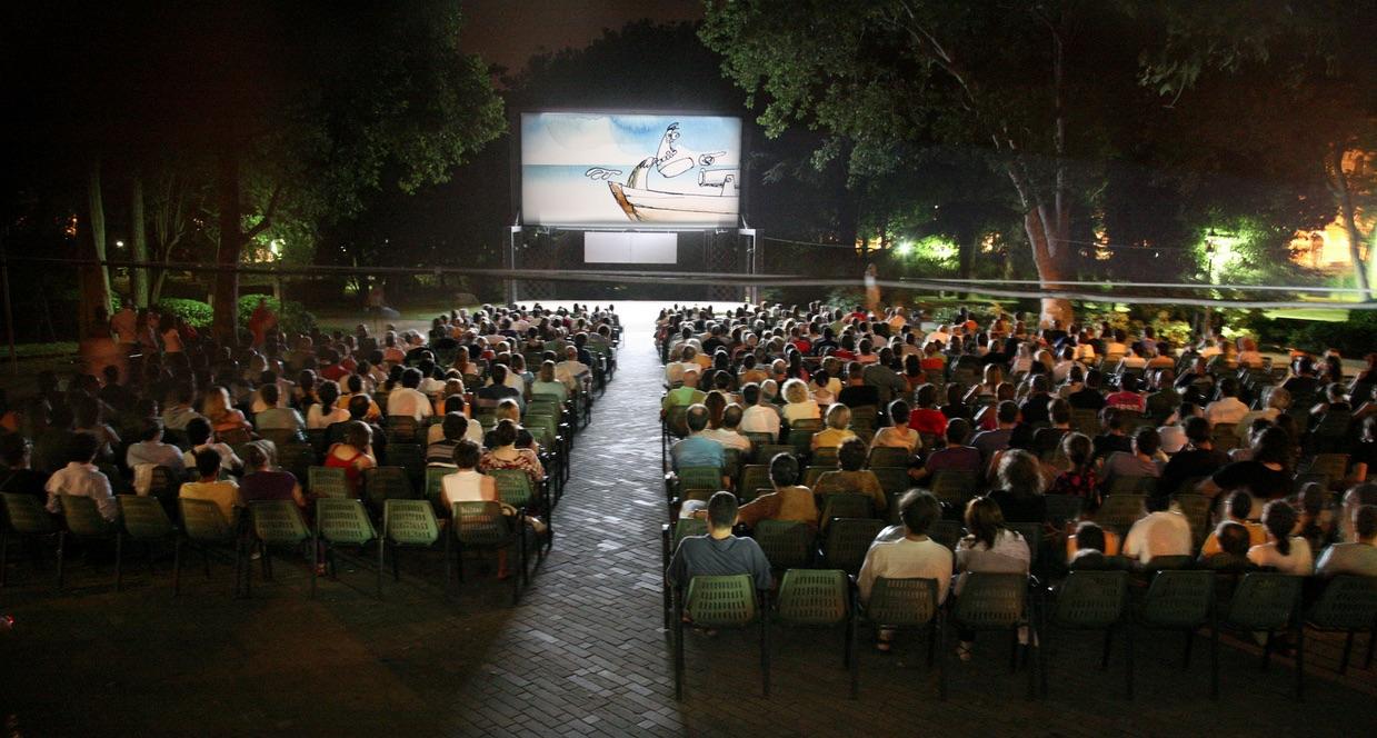 Estate 2015 tutti i cinema allaperto in Toscana