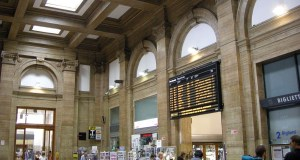 atrio stazione centrale prato