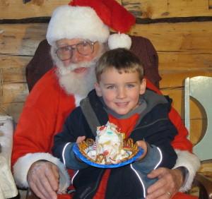 Santa Clause 2014