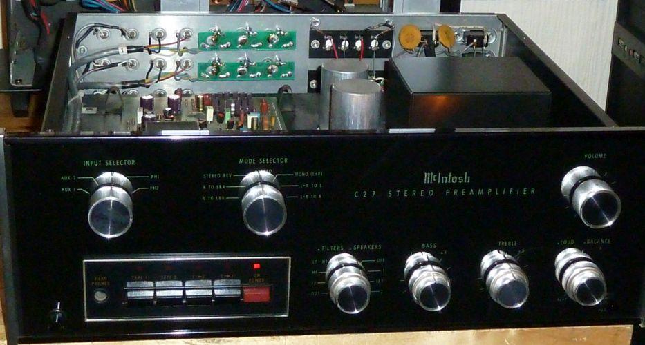 McIntosh Amplifier Repairs