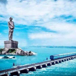 रामेश्वरम में कलाम की प्रतिमा का अनावरण