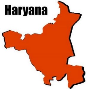 Haryana _map