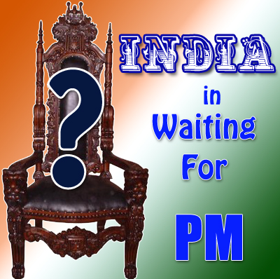 Waiting for new PM