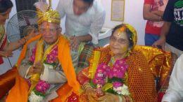 ND Tiwari marriage