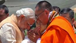modi in bhutan
