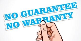 no-guarantee