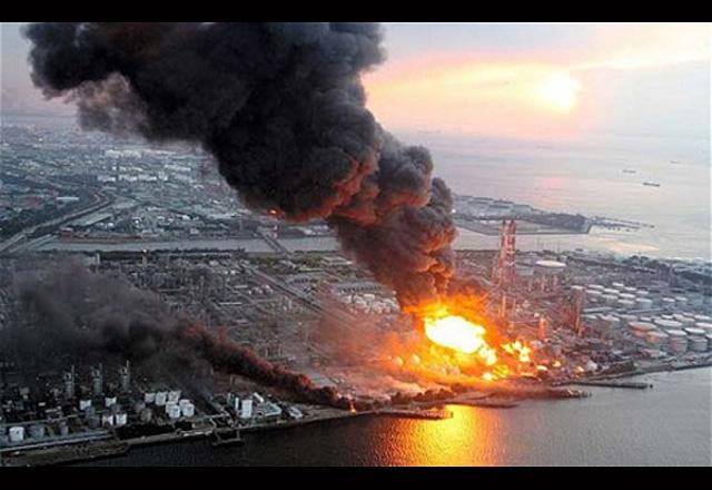 Bildergebnis für fotos von der fukushima katastrophe