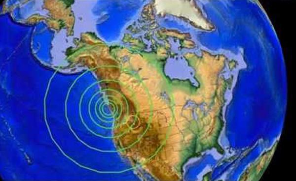Erdbeben Kanada