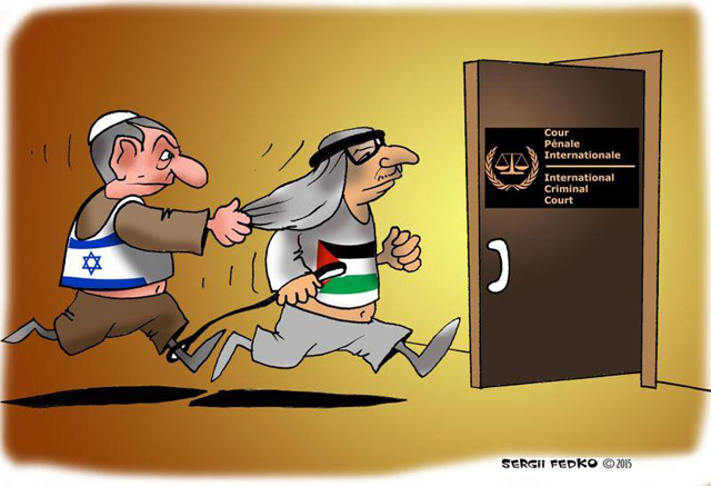 palaestina-israel-klage-strafgerichtshof