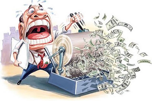 notenbanken-geld-drucken