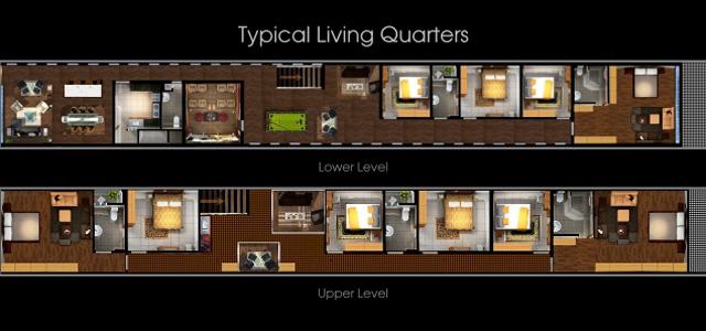 in diesem luxusbunker in deutschland kann sich die elite. Black Bedroom Furniture Sets. Home Design Ideas