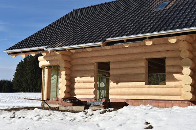 tiny houses kleine h user aus rundstammholz pravda tv lebe die rebellion. Black Bedroom Furniture Sets. Home Design Ideas
