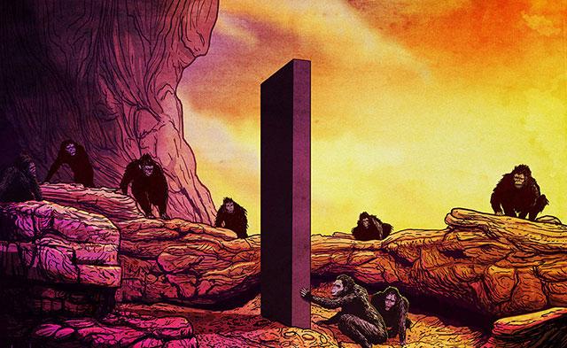 Kontra Evolution: Älteste Höhlenmalereien in Spanien lassen Forscher ...